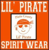 Lil' Pirate Spirit Wear