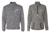 NCC Quarter Zip