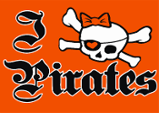 I Love Pirates