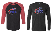 NCC Baseball or Long Sleeve